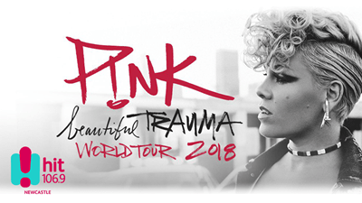 Change your life for P!NK Tickets