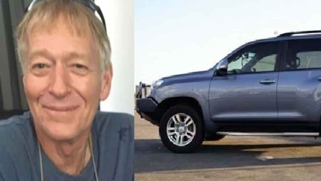 63 year old Agnes Waters man missing