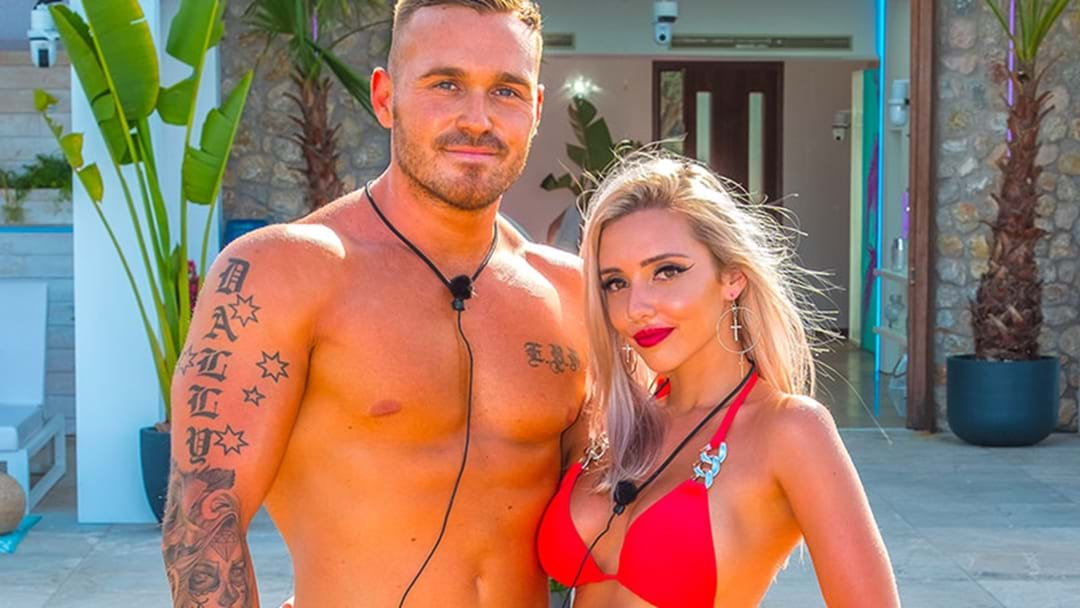 Erin & Eden Respond To Rumours That They Knew Each Other Before 'Love Island'