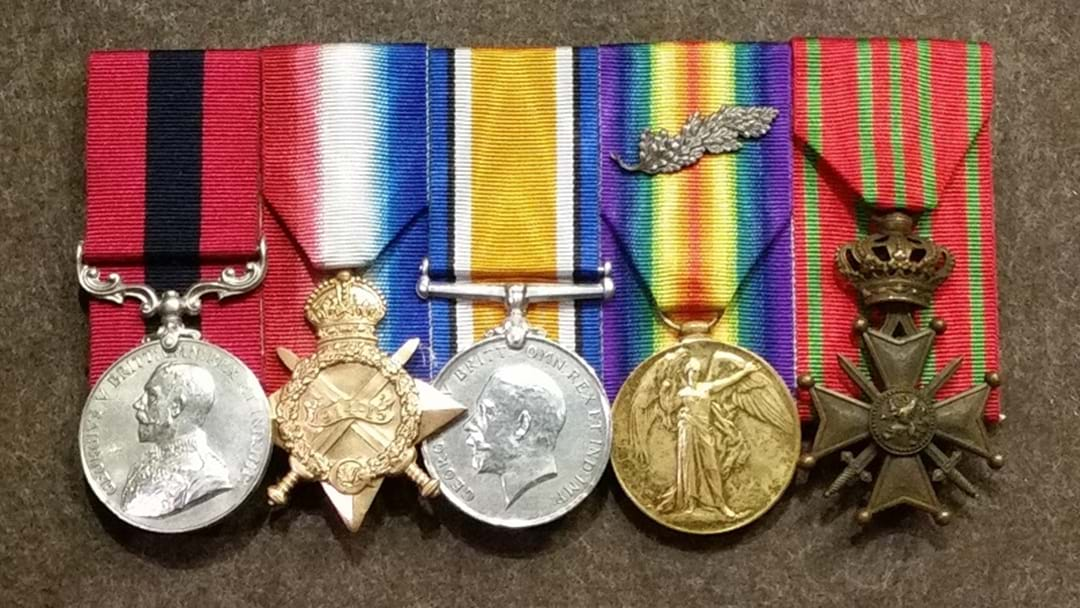 Heartbreak As War Medals, Letters Stolen In Gaven Break In