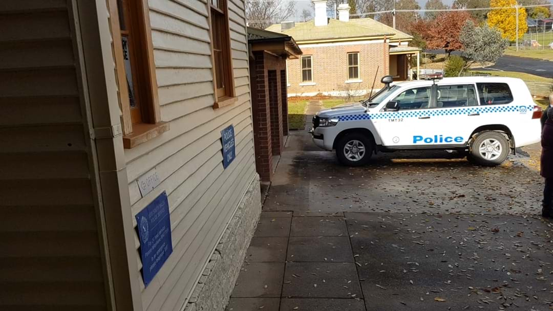 Adelong police station to get a $1 million upgrade