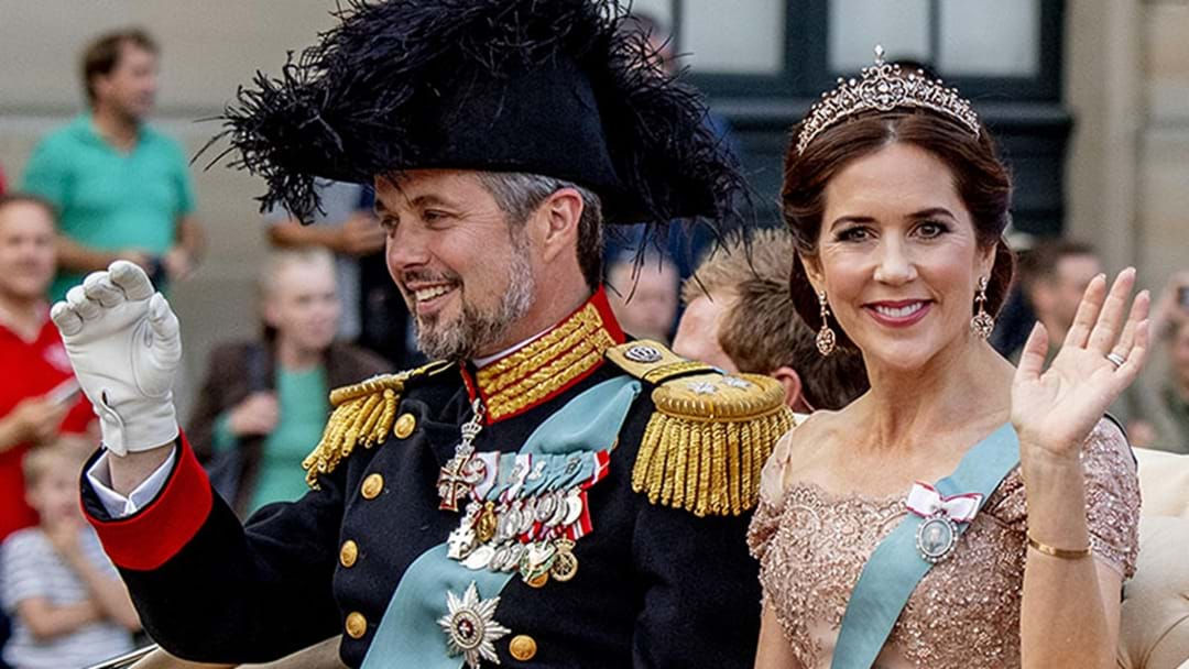 The Danish Royal Palace Has Released Their Latest Official Family Portrait!