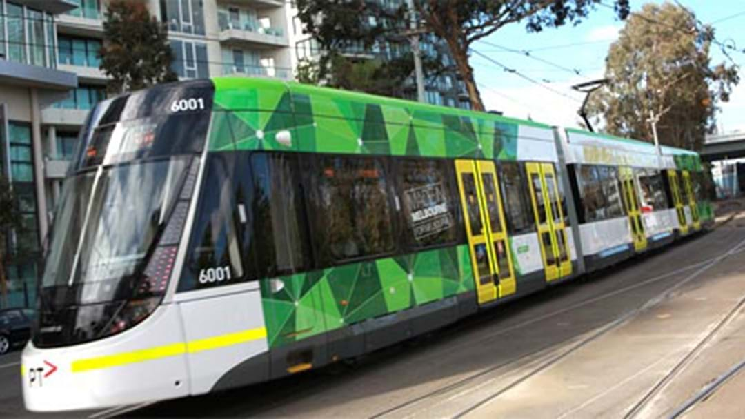 Melbourne Trams To Be Solar Powered