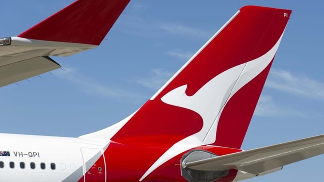 NSW Woman Dies On Inbound Qantas Flight In Adelaide
