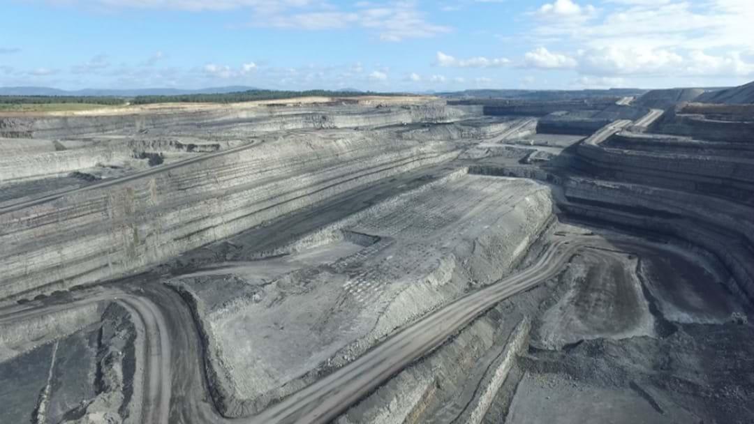Plane Makes Emergency Landing At Hunter Mine