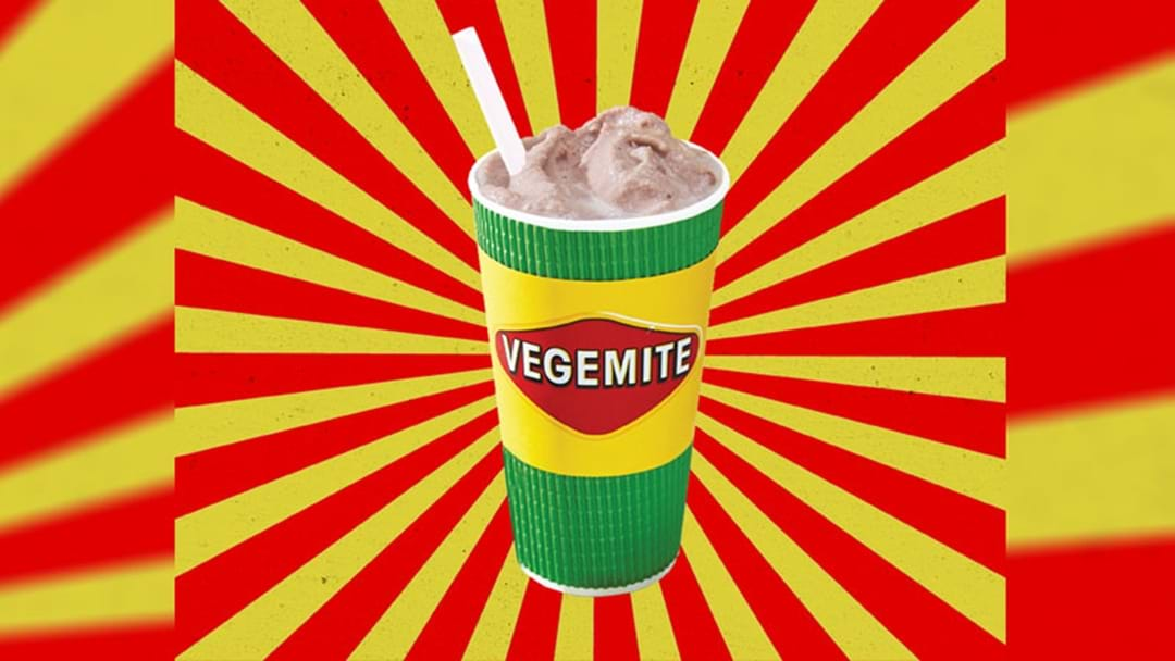Boost Are Putting Vegemite In Their Smoothies Now Because 'Straya!