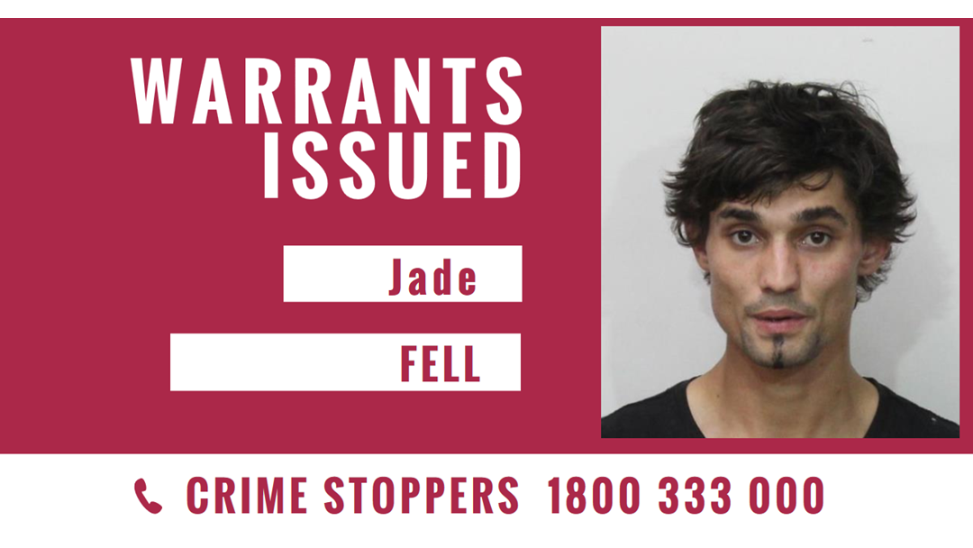 Help Victoria Police find Jade Fell
