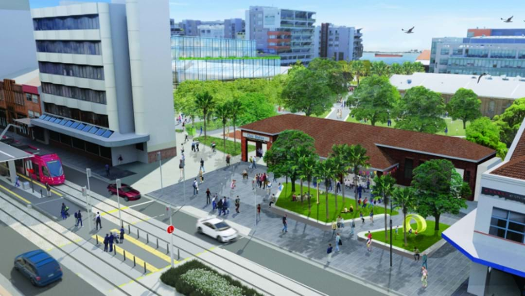 REVEALED: New Look For Civic Station