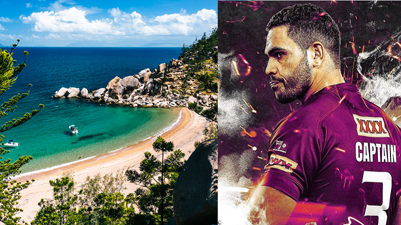 Article heading image for How Maggie Island Played A Key Role In The 2018 Origin Series