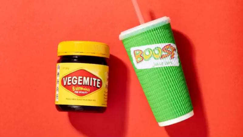Article heading image for BOOST VEGEMITE SMOOTHIE DIVIDES THE NATION!