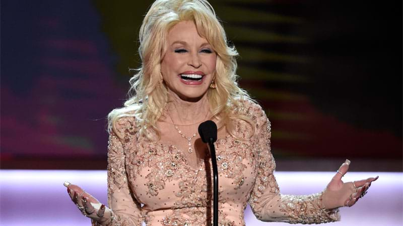 Article heading image for Country Queen Dolly Parton Is Getting Her Own TV Series On Netflix!