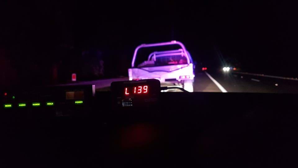 Article heading image for Saratoga P-Plater Caught Doing 146km/h On M1