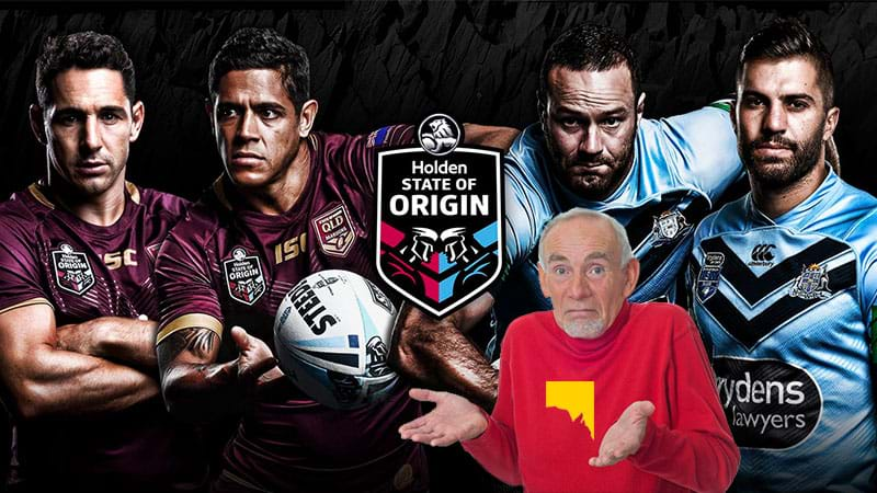 Article heading image for Soz About It: Adelaide's State Of Origin Newspaper Fail!