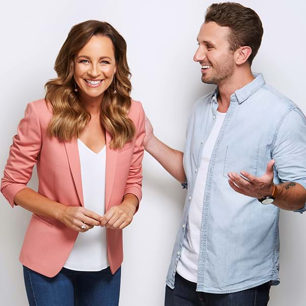 Welcome Carrie Bickmore And Tommy Little!