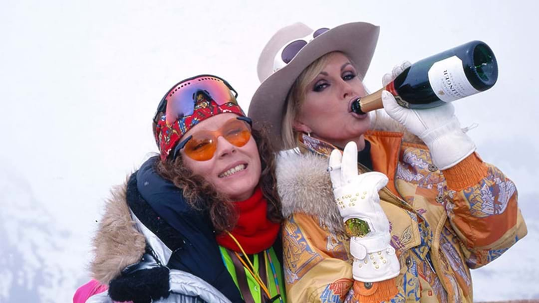 An 'Absolutely Fabulous' Themed Dining Experience Is Happening In Adelaide!