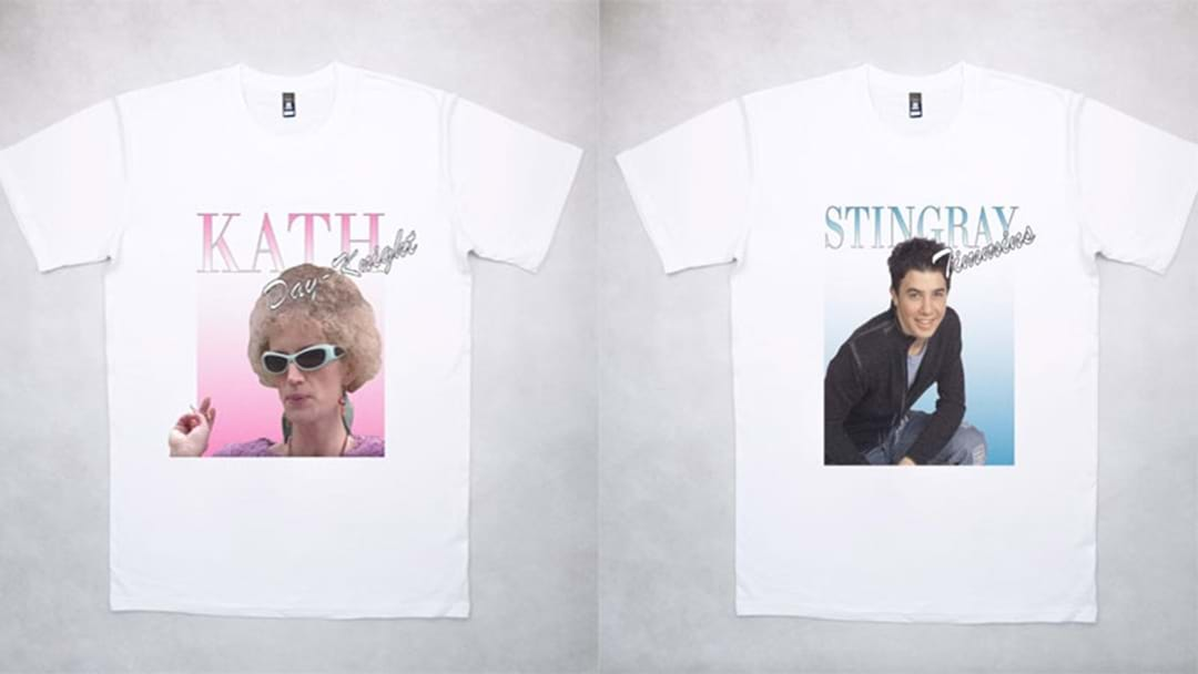 These Aussie Legends T-Shirts Need To Be Worn By Every Australian All The Time!