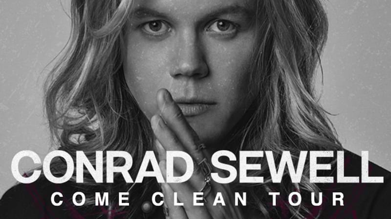 Article heading image for Conrad Sewell Comes Clean As He Hits The Road