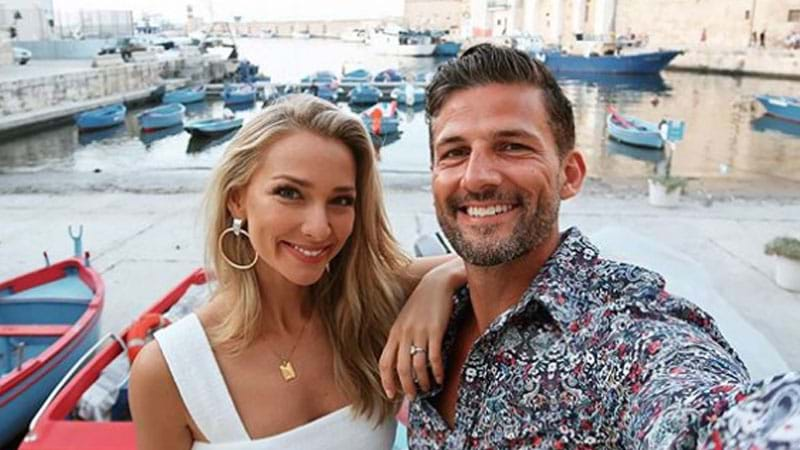 Article heading image for The Bachelor's Tim Robards & Anna Heinrich FINALLY Got Married