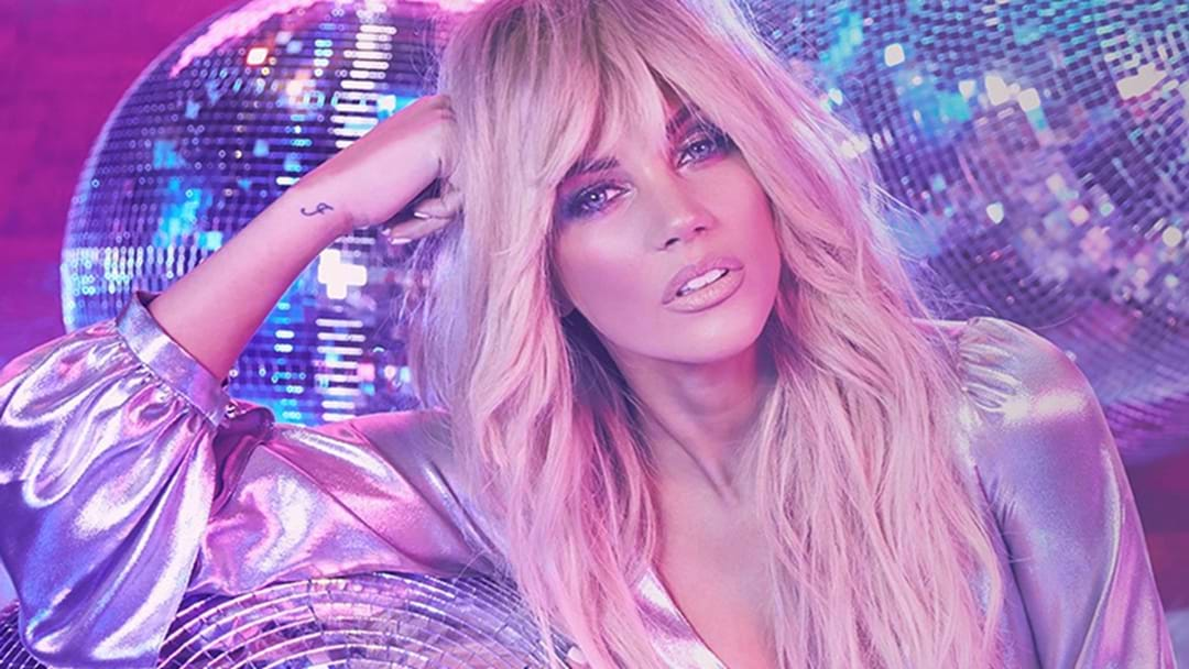 Samantha Jade Takes Her Disco On The Road!
