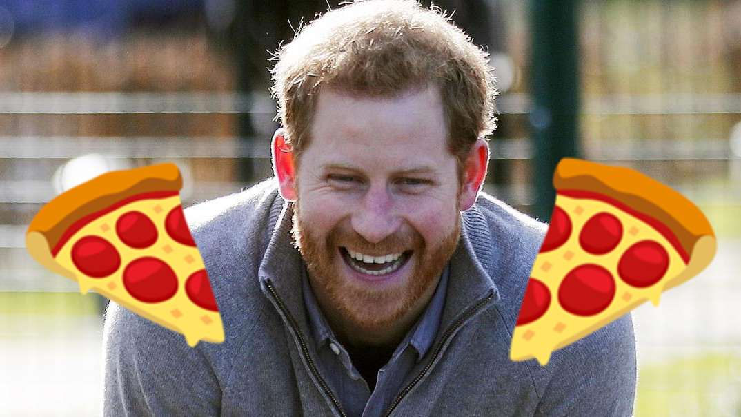 Article heading image for Have The Same Name As A Member of the Royal Family? YOU CAN GET FREE PIZZA!