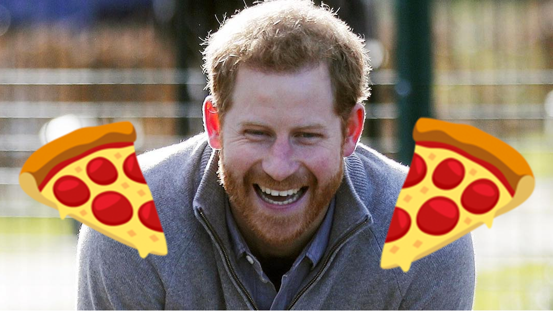 Have The Same Name As A Member of the Royal Family? YOU CAN GET FREE PIZZA!