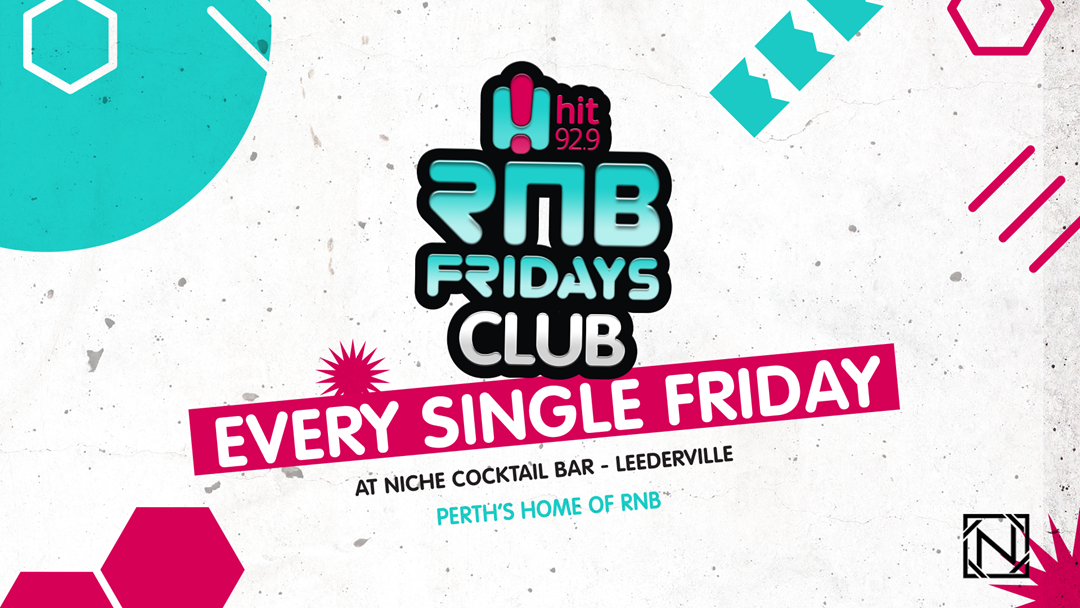 RnB Fridays Club