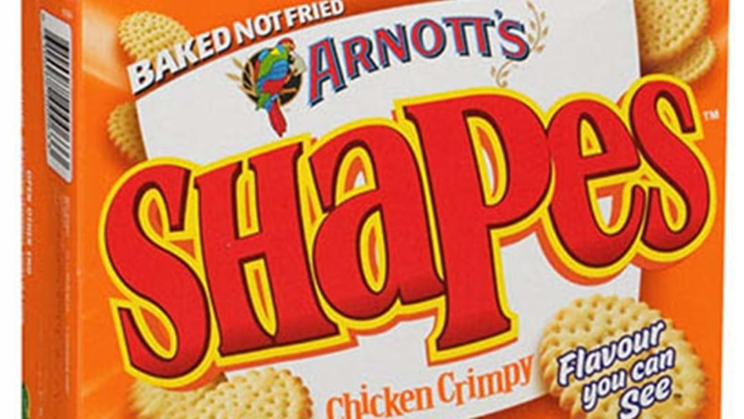 Three Months Jail for Stealing a Box of Shapes