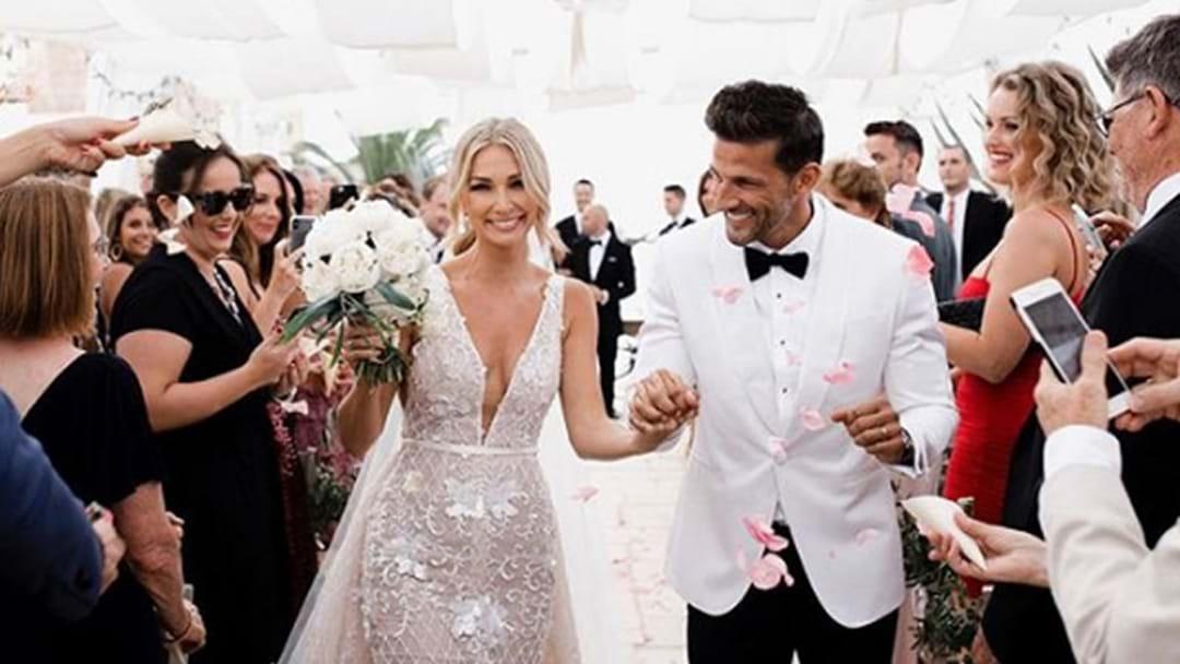 The Bachelor's Tim & Anna's Wedding Photos Are MAGICAL!