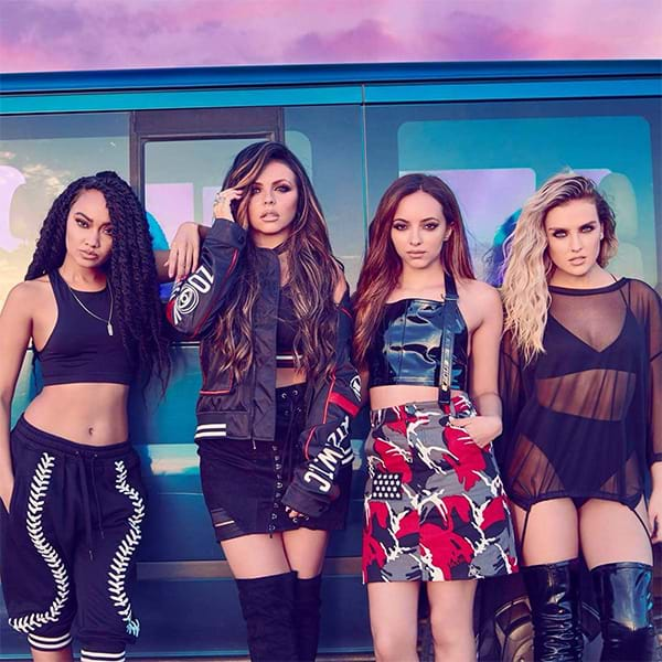 Little Mix's Video For 'Touch'