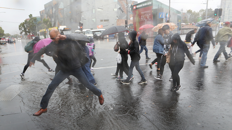 Article heading image for Melbourne Could Experience The Coolest Cold Snap In TWO YEARS This Weekend!