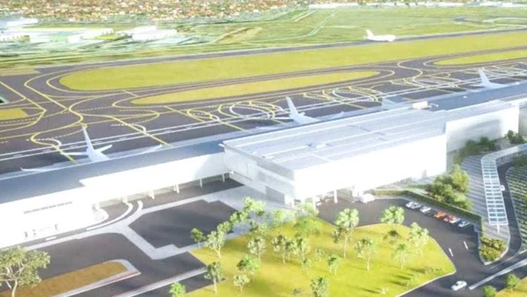 Adelaide Airport Gets Green Light For New Terminal Expansion
