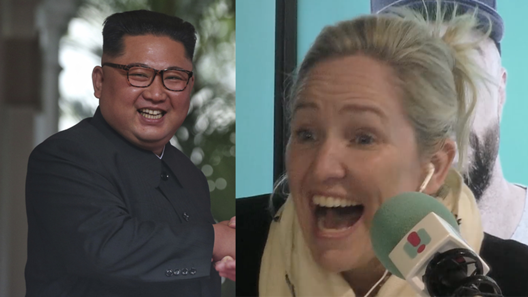 Fifi Box Can't Pronounce Kim Jong Un's Name & We Have All The Evidence