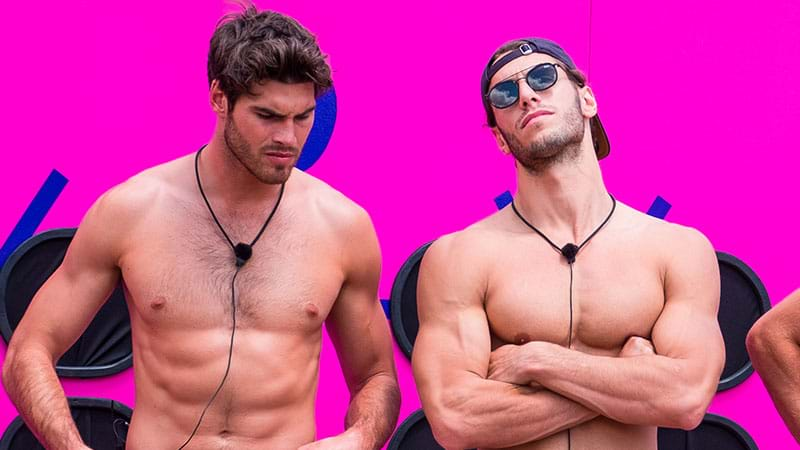 Article heading image for Love Island's Elias & Justin Open Up About Explosive Off-Camera Fight