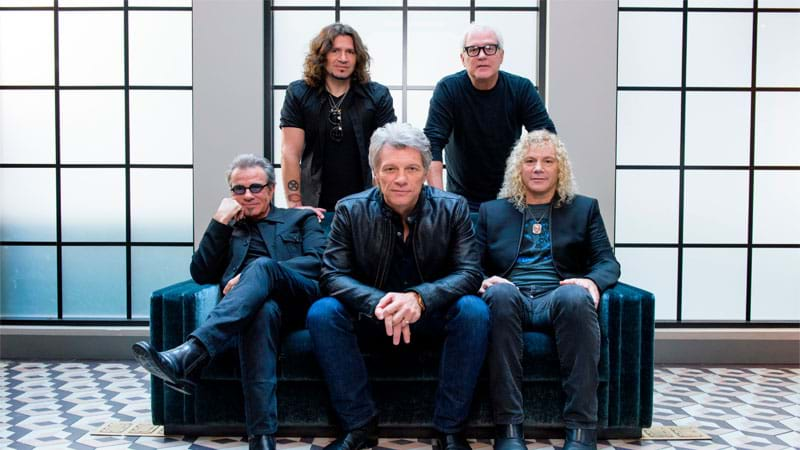 Article heading image for Bon Jovi Has Announced An Australian Tour!
