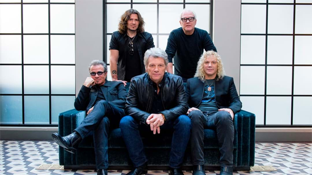 Bon Jovi Has Announced An Australian Tour!