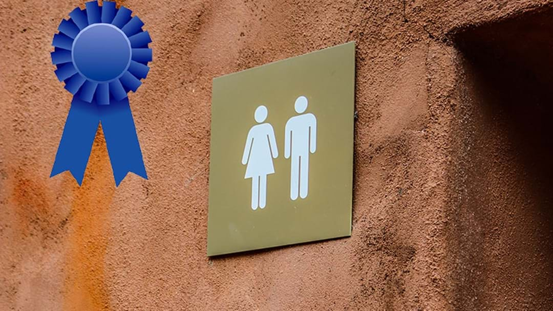 A South Australian Toilet Was Just Named One Of The Best In The World!