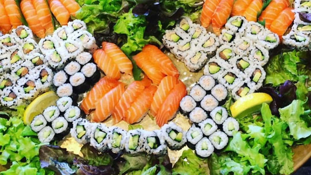 Here's Where To Get The Best Sushi In Sydney On World Sushi Day!