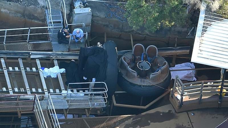 Dreamworld ride broke down twice in hours before fatal accident, inquest told
