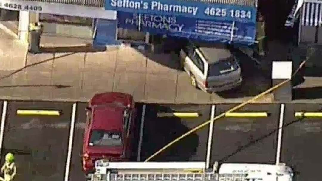 Car Smashes Into Pharmacy In Sydney's South-West