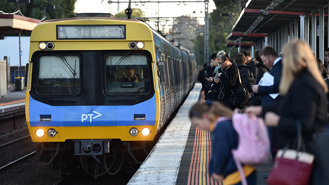 This Is How To Ride Melbourne Trains For FREE During The Week