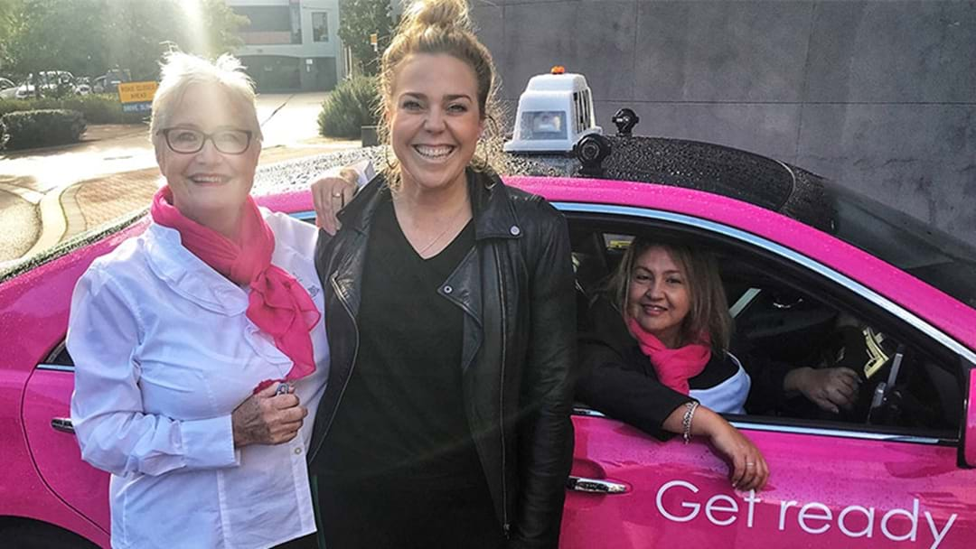 Heidi Pitches Free Late Night Pink Taxis To Premier Mark McGowan
