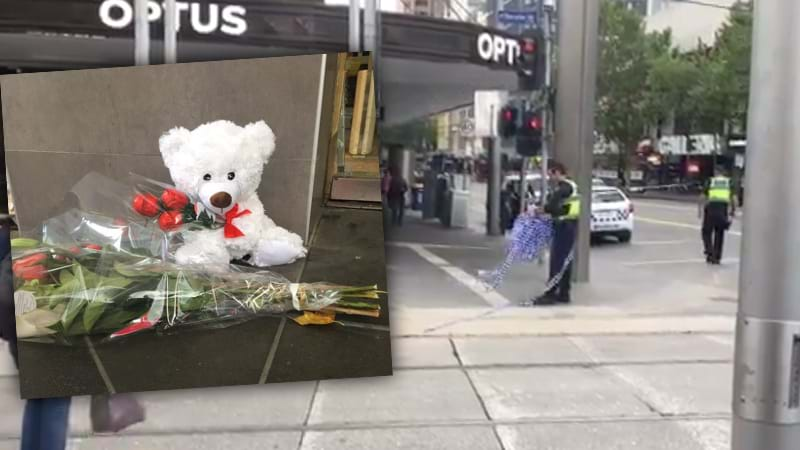 Article heading image for Memorial In Bourke St As Police Warn Death Toll Could Rise