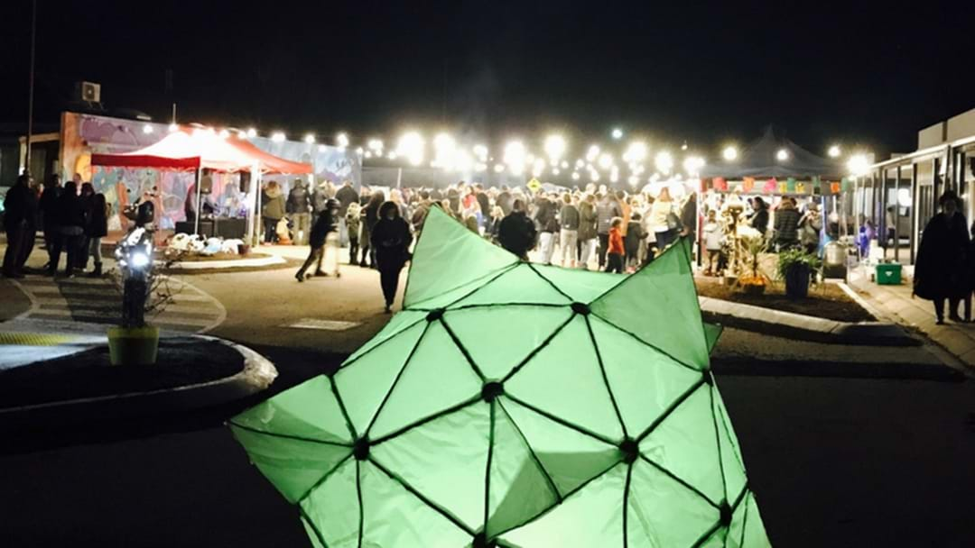 Mansfield Lantern Festival Is On This Saturday!