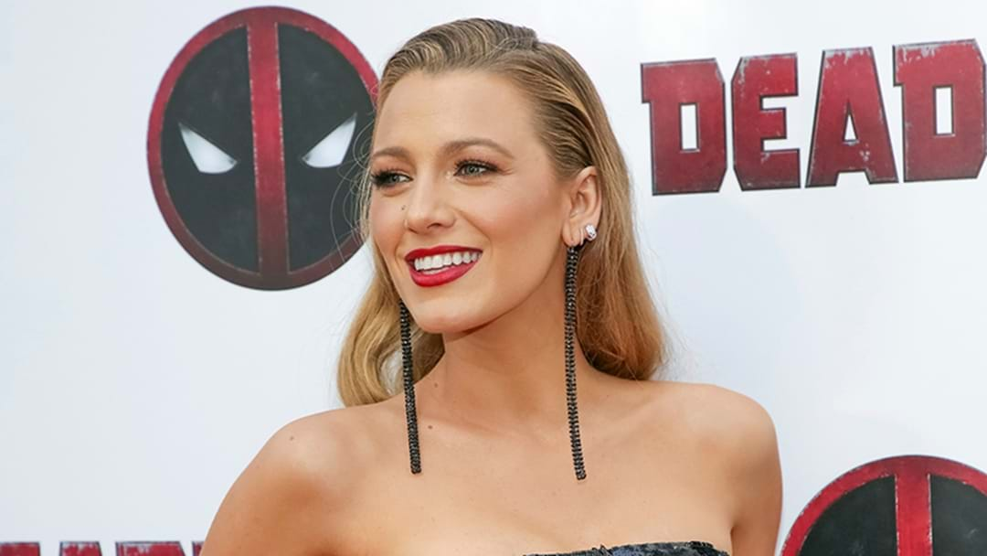 Blake Lively Is Unrecognisable In Her Latest Movie Role