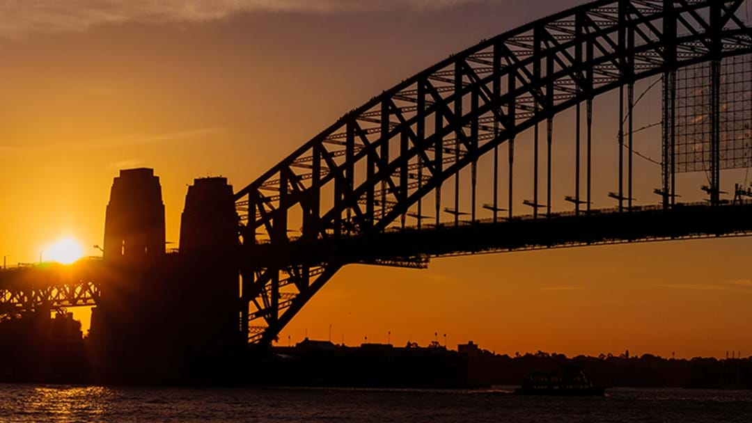 Sydney's Set For A Dry Couple Of Days, But Don't Put The Umbrella Away Just Yet