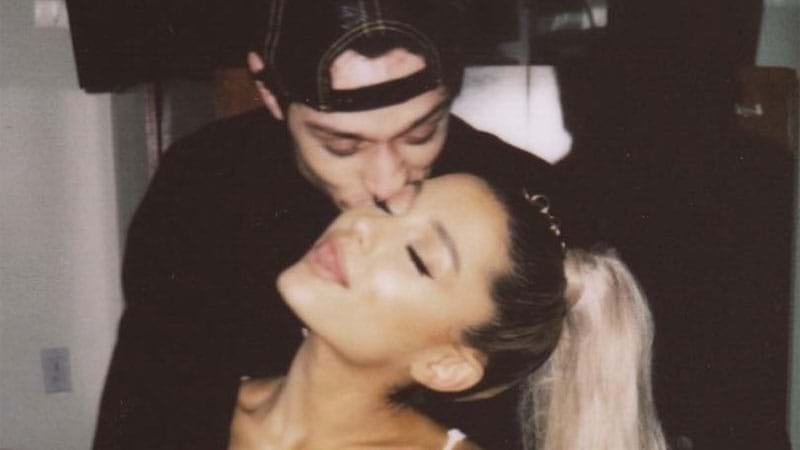 Article heading image for Fans Want Ariana Grande To Break Up With Pete After This Disturbing Interview