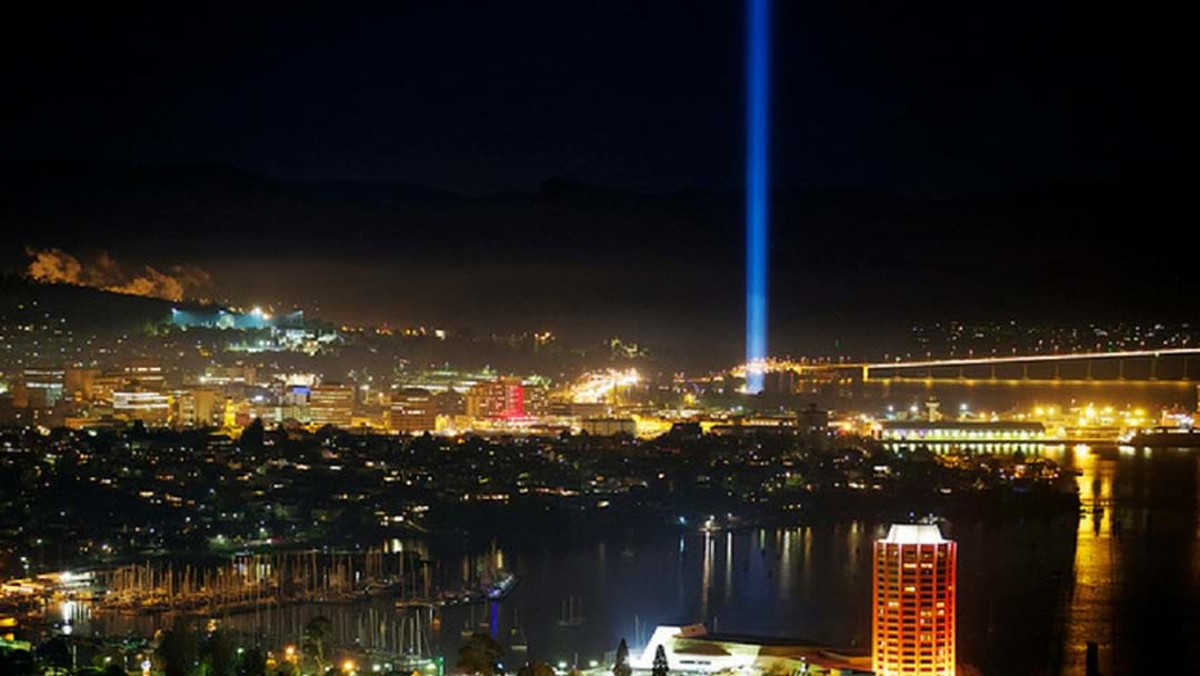 Spectra Will Once Again Light Up The Sky For Dark Mofo!