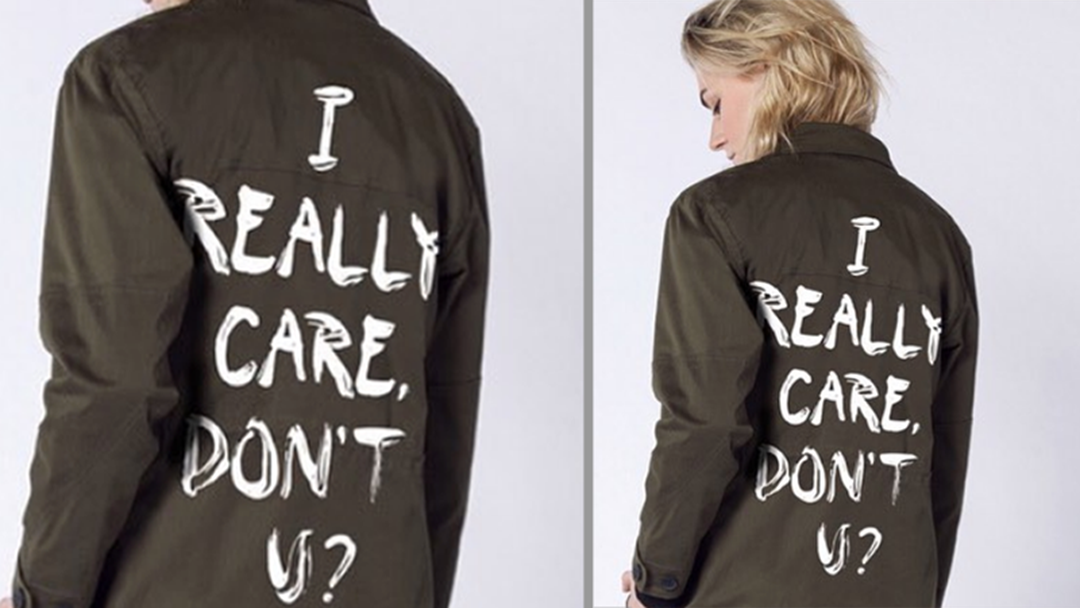 You Can Already Buy An Imitation Version Of Melania's Controversial Jacket
