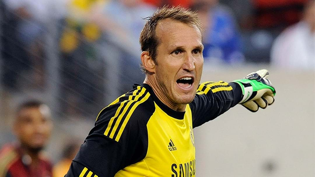 Mark Schwarzer Explains What It's Like Being A Goal Keeper In The World Cup