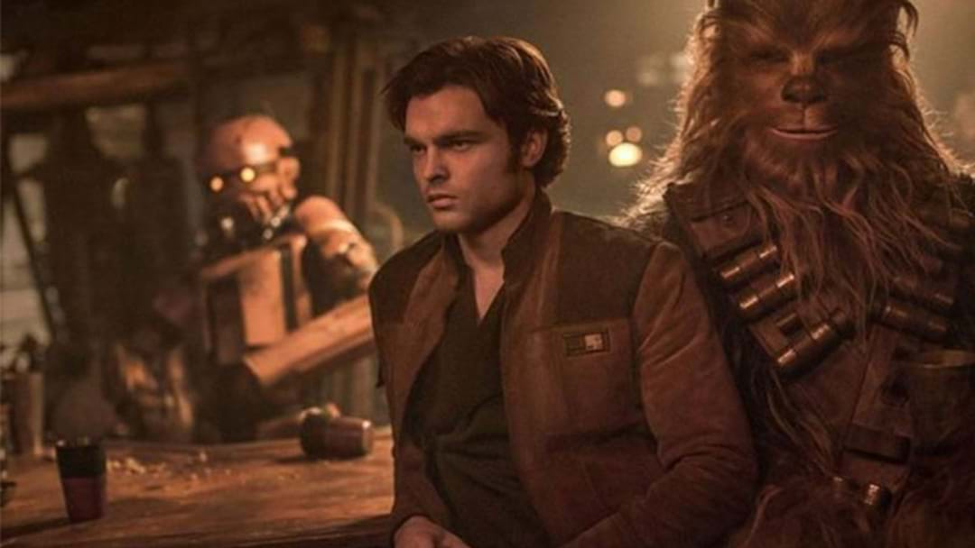 'Solo' Haters Can Suck It, Coz New Star Wars Fans Are On The Way
